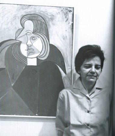 Μάτση Χατζηλαζάρου: 1946-1972, μακριά από την Ελλάδα και την 'Ενδοχώρα'