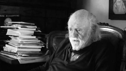 Η πολιτική στις δηλώσεις και την ποίηση του Νάνου Βαλαωρίτη