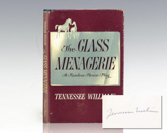 """Μία μυθοπλαστική συνέντευξη του Τένεσυ Γουίλιαμς για τον """"Γυάλινο Κόσμο"""""""